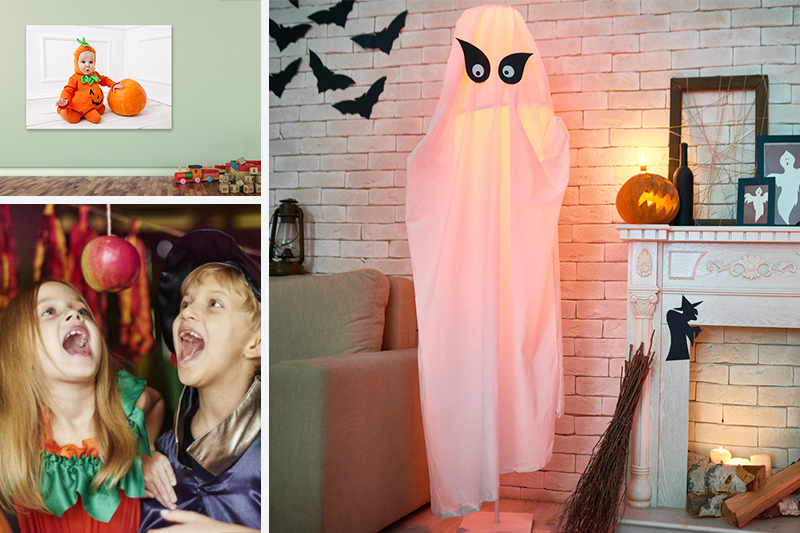 Transform Your Home with a Haunted House Party