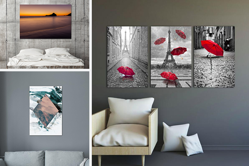 Why Canvas Prints are Better Than Photos Printed on Paper