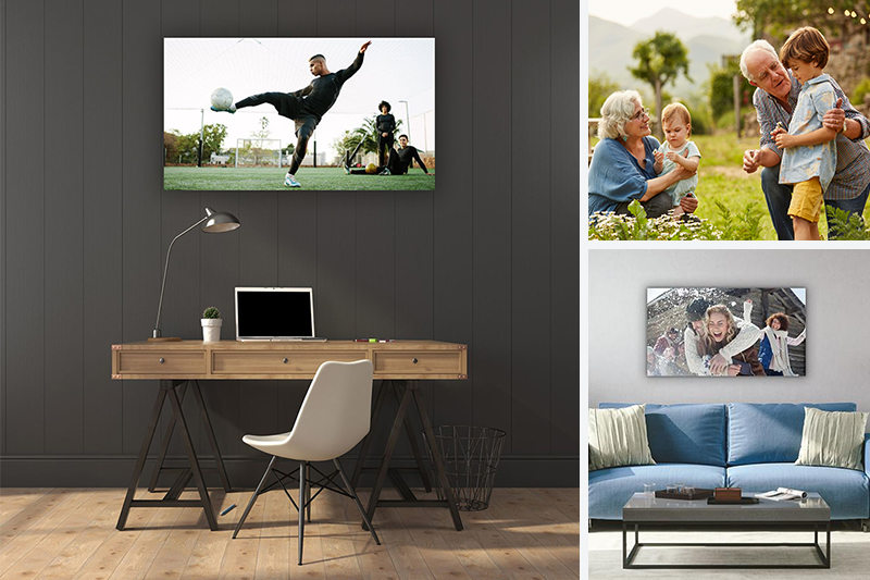 How to Preserve Your Best Memories on Canvas Prints