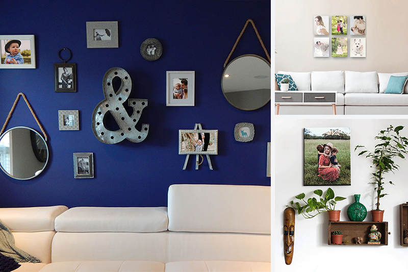 Creative Ways to Display Your Family Photos