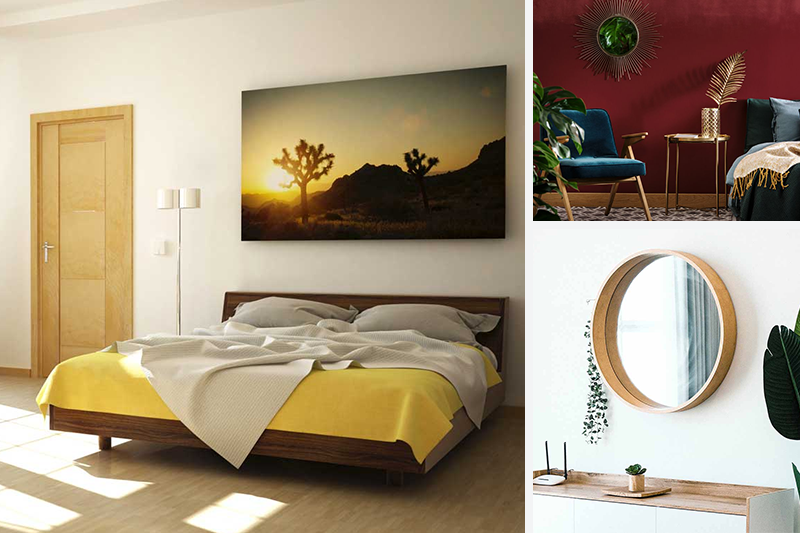 Modern Wall Art Ideas to Match Every Style and Budget